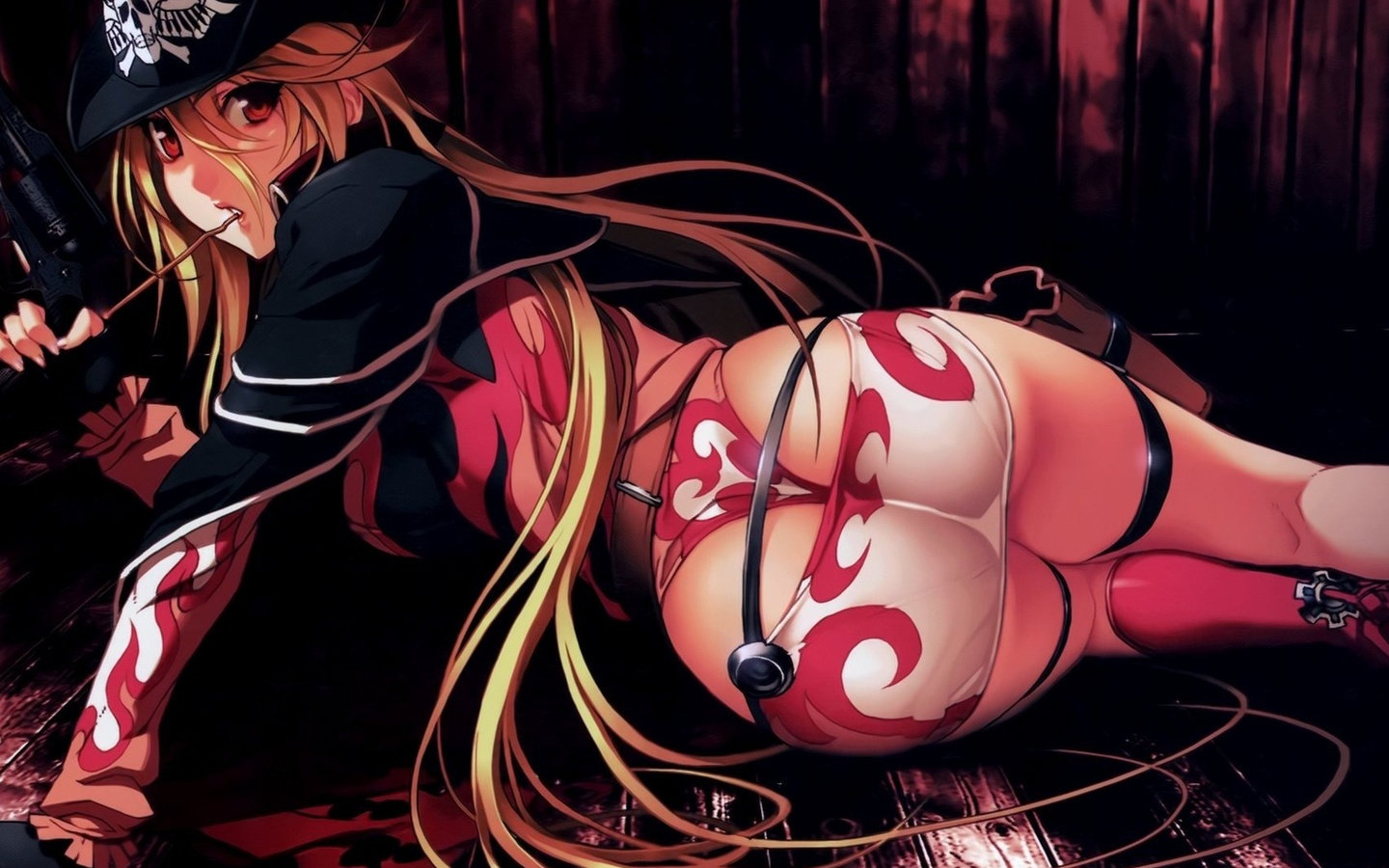 Anime vampire and the rose porn video erotic pics